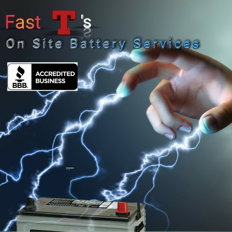 Fast T's On Site Mobile Automobile Battery Service of West Des Moines, Iowa